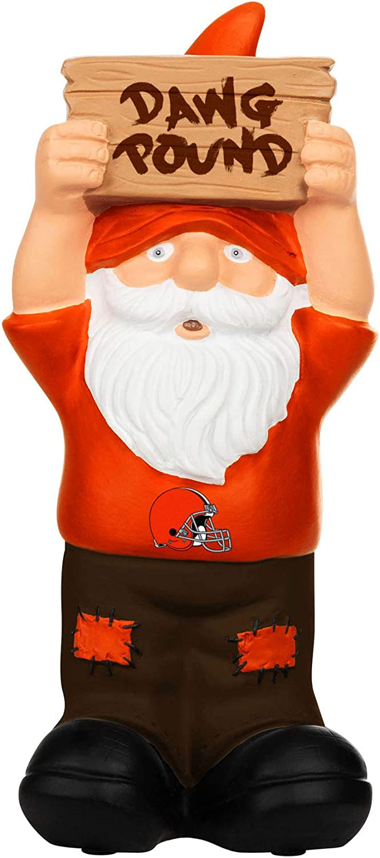FOCO NFL Seasonal Wrap Introduction Slogan Mini Gnome Sign San Francisco Mall