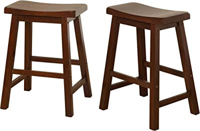 Amazoncom Target Marketing Systems Set Of 2 24 Inch Belfast Wooden