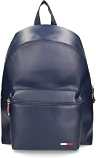 Tommy Jeans Men's Cool City Backpack PU, Blue - AM0AM06150