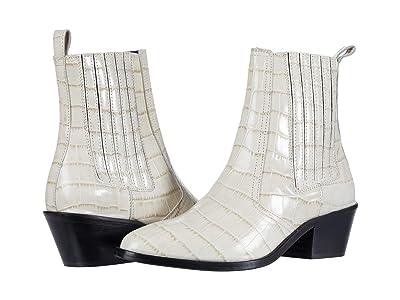 AllSaints Miriam (Off-White Croc) Women