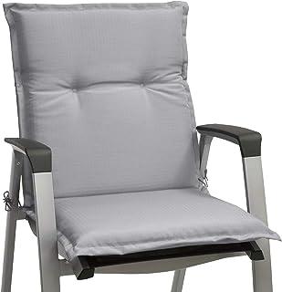 comprar comparacion Beautissu cojín para sillas de Exterior, tumbonas, mecedoras o Asientos con Respaldo bajo Base NL 100x50x6 Placas compacta...