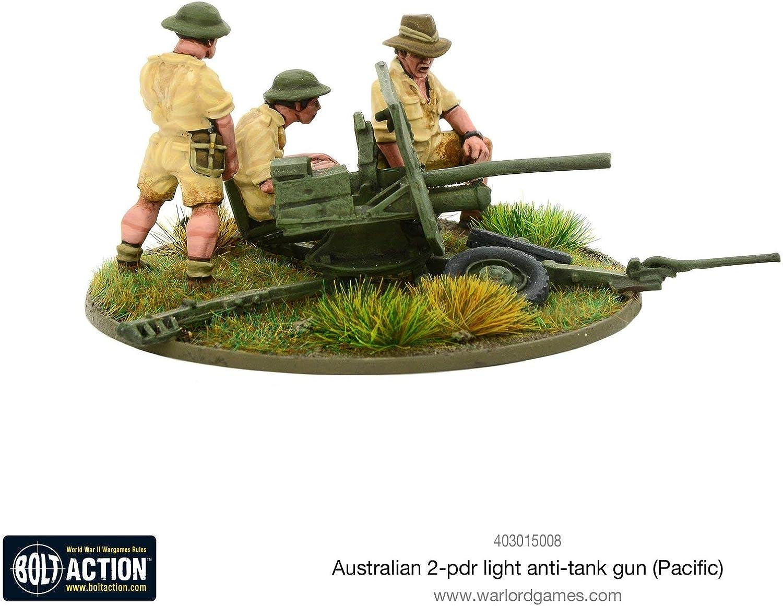 Australian Light Anti Tank Gun