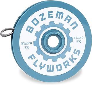 55 Yards - Bozeman FlyWorks Fluorocarbon Tippet (5X)