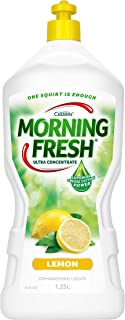 Morning Fresh Super Concentrate Lemon Dishwashing Liquid, 1.25 liters
