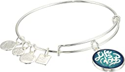 Alex and Ani Charity Design Life is Good Bangle