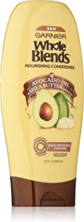 Garnier Whole Blends Conditioner with Avocado Oil & Shea Butter Extracts, 22 fl. oz.