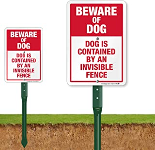 Best invisible fence sign for yard Reviews