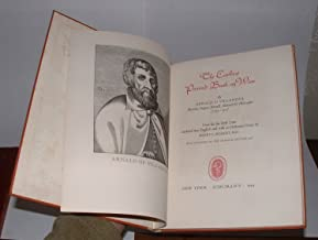 The earliest printed book on wine