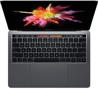 Apple 13in MacBook Pro, Retina, Touch Bar, 3.1GHz Intel Core i5 Dual Core, 8GB RAM, 256GB SSD, Space Gray, MPXV2LL/A (Renewed)