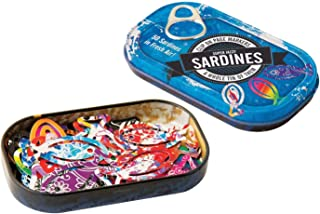 Tin of Sardines Pagemarkers