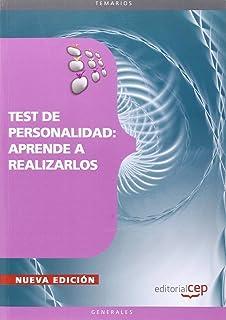 Test de personalidad: aprende a realizarlos (Colección 49)