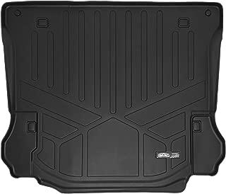 MAXLINER All Weather Cargo Liner Floor Mat Black for 2011-2014 Jeep Wrangler Unlimited
