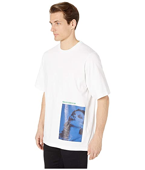 6389f181e DSQUARED2 Mert & Marcus Slouch Fit T-Shirt at Luxury.Zappos.com