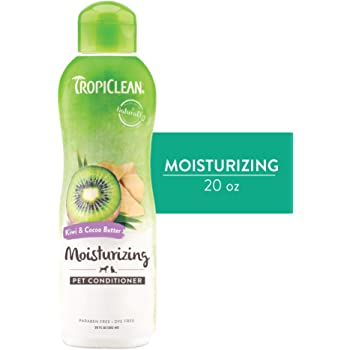 TropiClean Conditioners for Pets, Made in USA