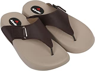 Claptrap Corporate Office Casual Slippers for Womens Brown