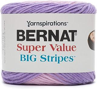 Spinrite 164128-28115 Super Value Ombre Yarn-Denim 3Pk