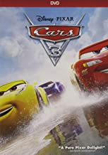 disney car 3 dvd