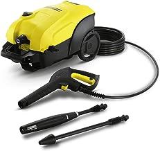 Kärcher K 4 Compact Limpiadora de alta presión o Hidrolimpiadora Vertical Eléctrico Negro, Amarillo 420 l/h 1800 W - Limpiador de alta presión (Vertical, Eléctrico, 6 m, Negro, Amarillo, 420 l/h, 130 bar)
