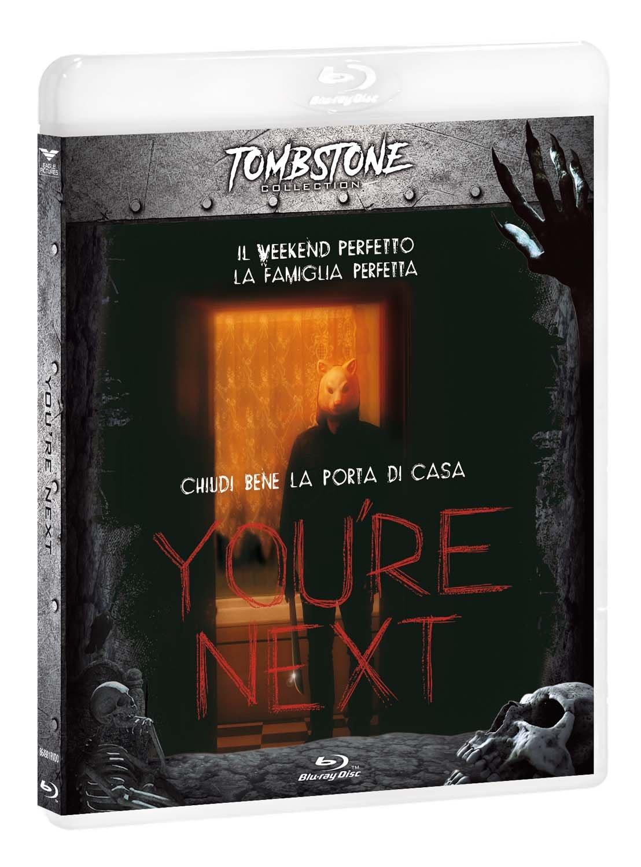 YouRe Next (Tombstone Collection) [Italia] [DVD]: Amazon.es: AJ ...