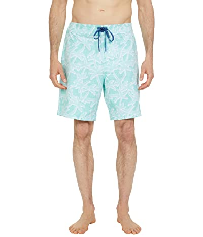 Southern Tide 8.5 Palm Water Shorts