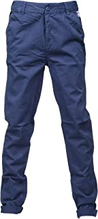 Kaporal Pantalon Garçon Adim Bleu Marine