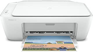 HP DeskJet 2320 All-in-One Printer, USB Plug and Print, scan, and copy -white