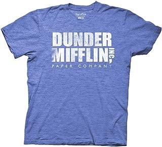 The Office Dunder Mifflin Vintage Adult T-Shirt