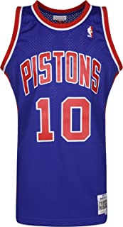 Dennis Rodman 10 Replica Swingman NBA Jersey Detroit Pistons Royal HWC Basketball Trikot