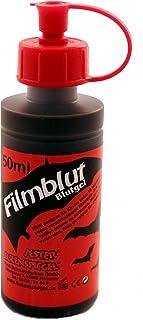 Eulenspiegel Professionele schminkkleuren, filmbloed/bloedgel, licht, per stuk verpakt (1 x 50 ml)