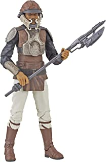 "Star Wars- Lando Calrissian 6"" Skiff Guard Disguise Action Figure- The Black Series- Kids Collectible Toys- Ages 4+, Brown..."