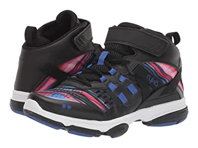 Ryka Devotion XT Mid (Black 1) Women