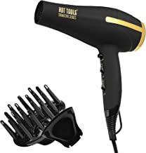 HOT TOOLS Signature Series Ionic 1875W Turbo Ceramic Salon Hair Dryer