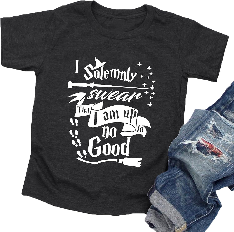 Toddler Boys Girls Shirt Halloween T-Shirt Funny Casual Short Sleeve Tee Tops