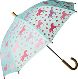 Galloping Horses Colour Changing Umbrella
