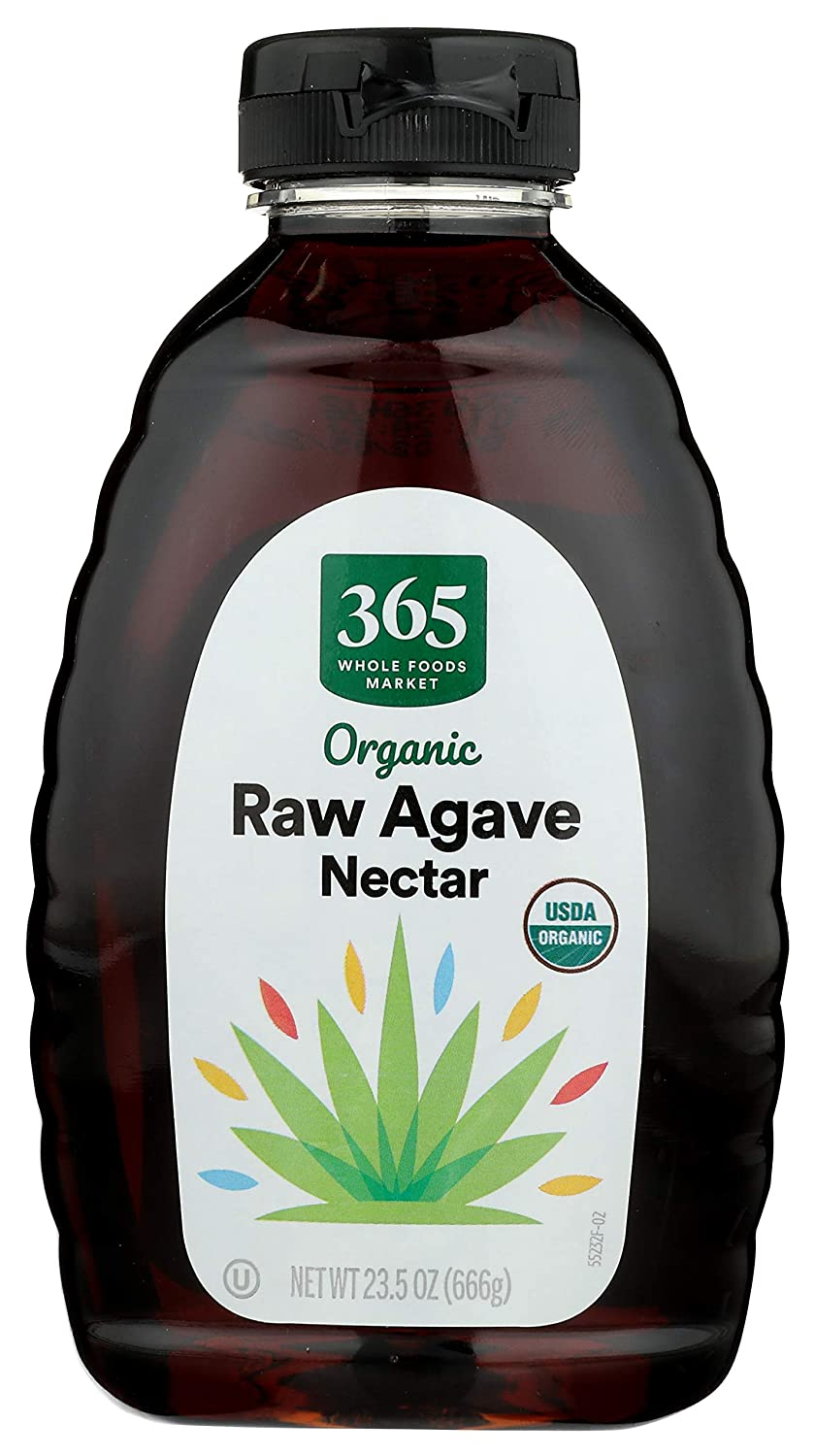 365 Mail order by Whole Foods Market Agave Raw Ounce Free shipping 23.5 Organic Nectar