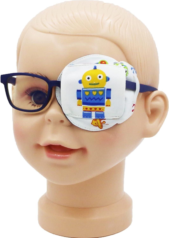 Astropic 3D Superlatite Cotton Silk Eye Kids fo Patch for Boys Ranking TOP19
