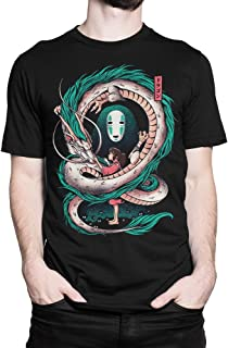 Spirited Away Art T-Shirt, Studio Ghibli Tee, Men's Women's