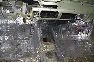 product image for HushMat 663072 Sound and Thermal Insulation Kit (2002-2008 Dodge Ram Quad and Meg Cab Firewall)