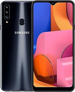 Samsung Galaxy A20s Dual SIM 32GB 3GB RAM 4G LTE (UAE Version) - Black