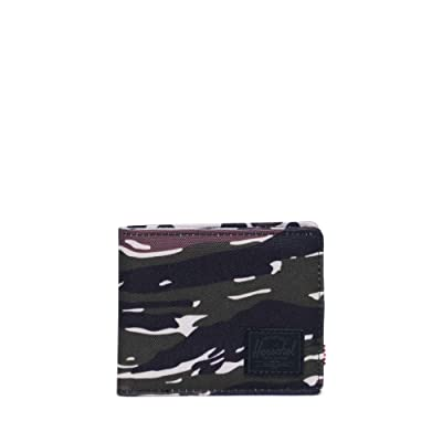 Herschel Supply Co. Roy RFID (Tiger Camo/Leopard) Wallet Handbags