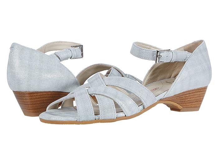 Amalfi by Rangoni  Dogo (Grey Fluffy) Womens  Shoes