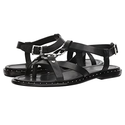 Frye Blair Harness Sandal (Black) Women