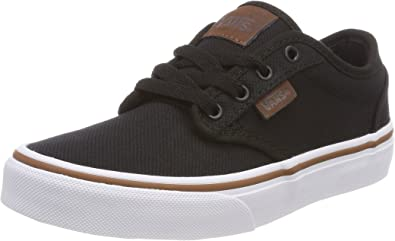 Vans Youth Atwood Black/Brown/White