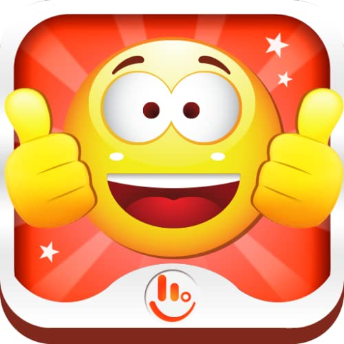 Emoji Keyboard - Color Smiley