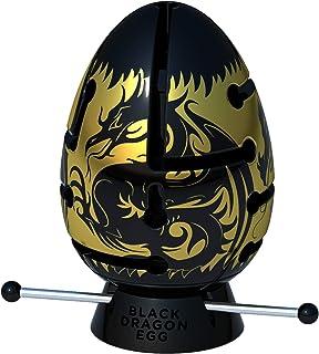 Smart Egg Black Dragon - Puzzle 3D Labyrinthe, Casse-Tête Difficile pour Les Passionnés de Puzzles (Niveau 3 de 3 - EXTRÊM...