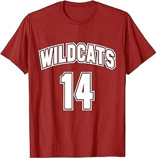 high school musical wildcats shirt