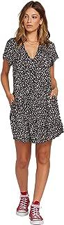 Women's Now Button Through Short Sleeve Dress