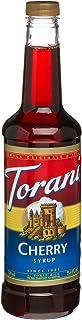 Torani 樱桃果酱,750毫升。