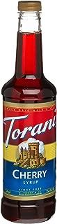 Torani Syrup, Cherry, 25.4 Oz