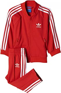 Amazon.es: chandal adidas Rojo